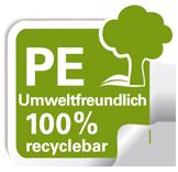 PE-Umweltsticker